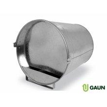 Gaun Galvanise Bucket Drinker 12L - Chickens etc