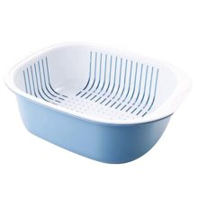 Multifunction Living Room Fruit-Plate Kitchen Vegetable Plate Drain Basket #03