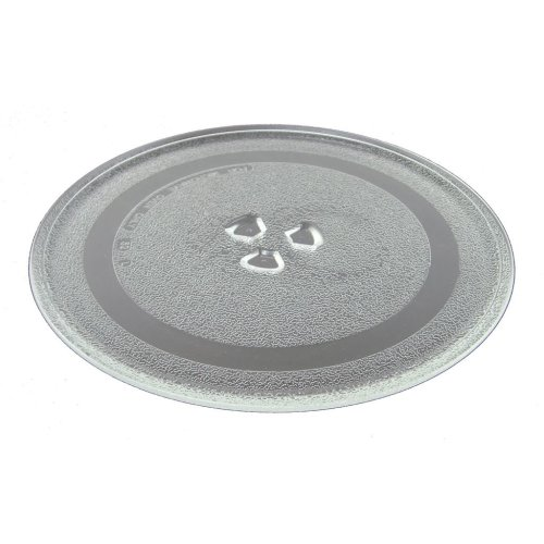 Samsung Microwave Turntable 245mm 9.5 Inches  3 Fixings Dishwasher Safe