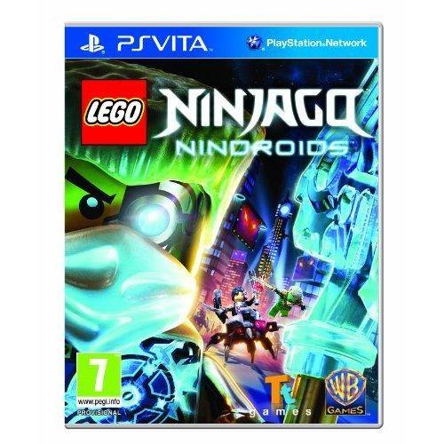 LEGO Ninjago Nindroids (Playstation Vita)