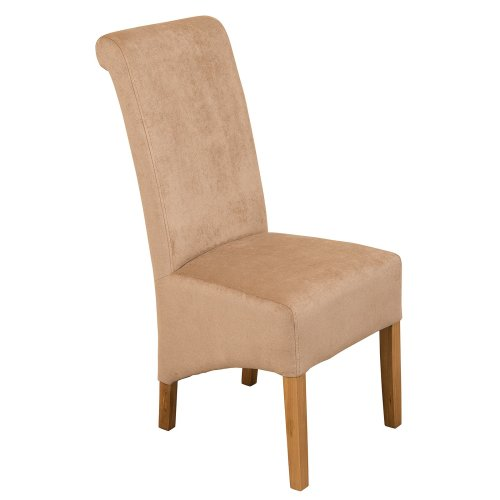Montana Dining Chair | Scroll Back Dining Chair