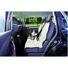 Trixie Car Seat Cover, 1.40x1.20 M, Beige - Cover M 140x120 Zip -  seat car cover trixie beige m 140x120 zip