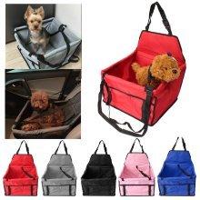 40*30*25cm Pet Car Mats Travel Bag Seat Booster Carrier Antifouling Belt Cover For Dog Cat Safety