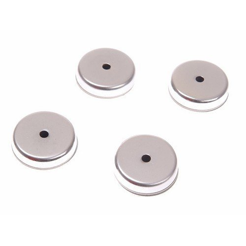 E-Magnets 702 Ferrite Shallow Pot Magnets(4) 25mm