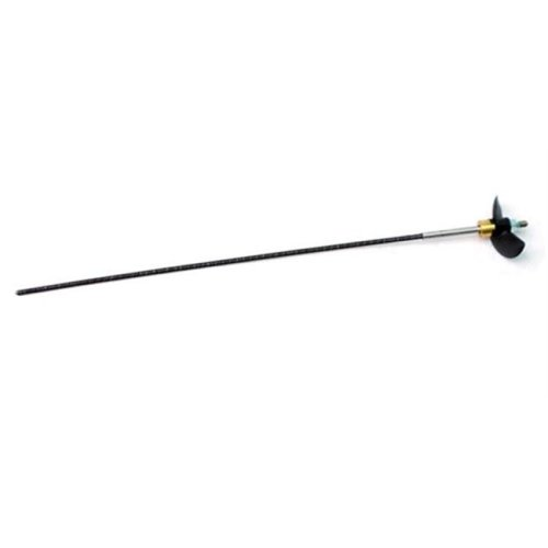 Rage Rc RGRB1218 Black Marlin Propeller with Drive Shaft