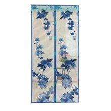 Summer Breath Pattern Home Bedroom/Kitchen Door Curtain 100*210cm