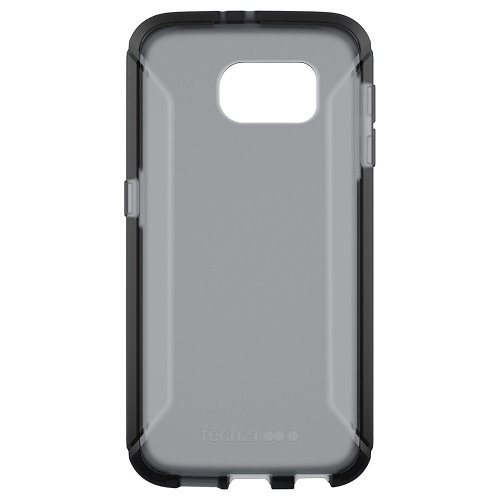 Tech21 Evo Tactical Smokey Black Cover for Samsung Galaxy S6 Fitted Case