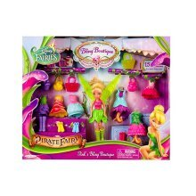 """Disney Fairies 4.5"""" Tinks Bling Boutique (Discontinued by manufacturer)"""