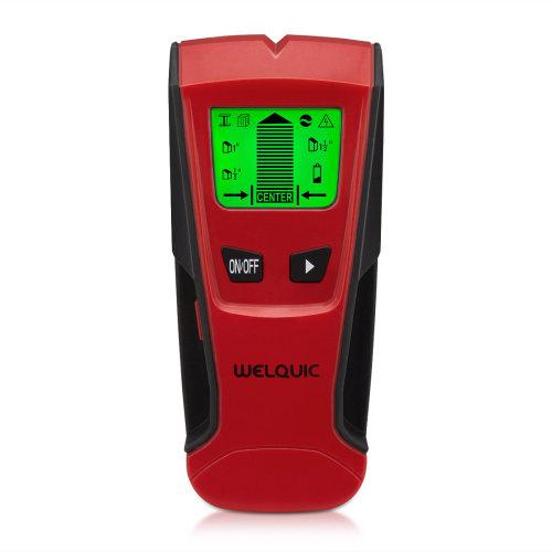 3IN1 Digital Detector Center Finder Scanner Metal AC Live Wire Tester