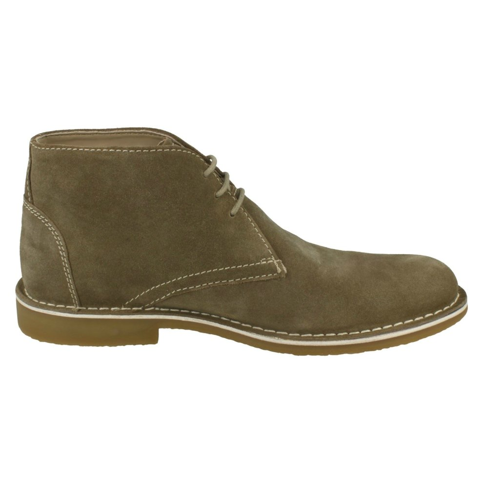 Mens Lambretta Casual Ankle Boots *Carnaby2*