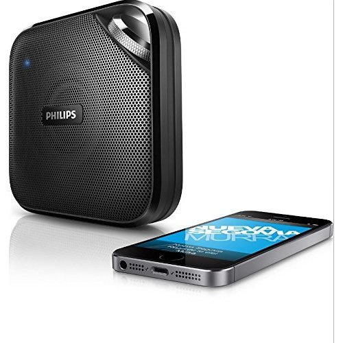 Philips BT2500B37 Compact Wireless Portable Bluetooth Speaker