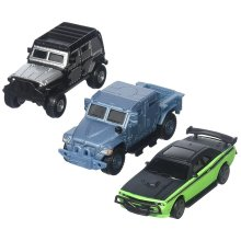 Fast and Furious 3 Pack of Cars Off-Road Octane