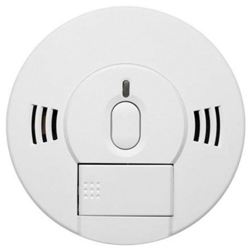 Kidde Combined Smoke and Carbon Monoxide Detector Alarm Battery Operated 10SCO
