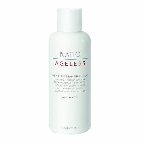Natio Ageless Gentle Cleansing Milk 125ml