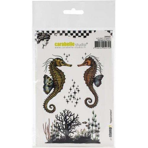 "Carabelle Studio Cling Stamp Small 2.56/""x1.18/""-chameleon"