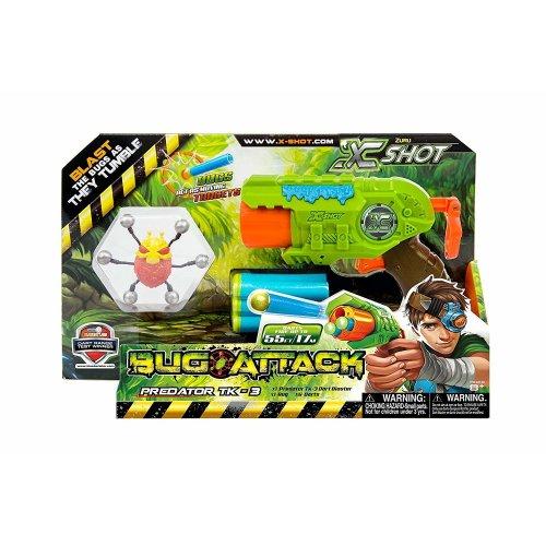 Zuru X Shot Bug Attack Predator Weapon