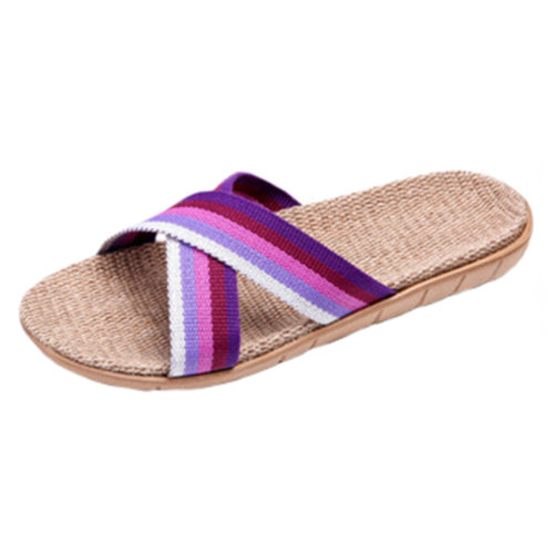 Ladies House Slippers Casual Slipper Indoor & outdoor Anti-Slip Shoes NO.05