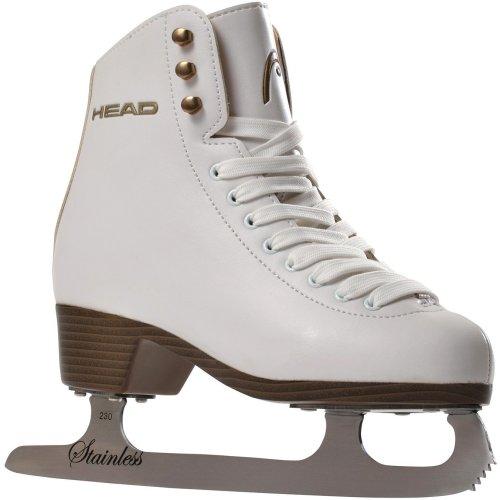 HEAD Donna Children's Ice Figure Skates White white Size:33 (EU)