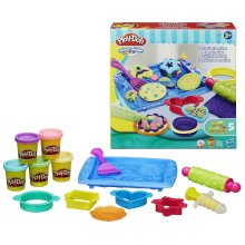 Play-Doh Sweet Shoppe Cookie Making