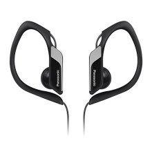 Panasonic RP-HS34ME In-ear Monaural Wired Black,Grey mobile headset