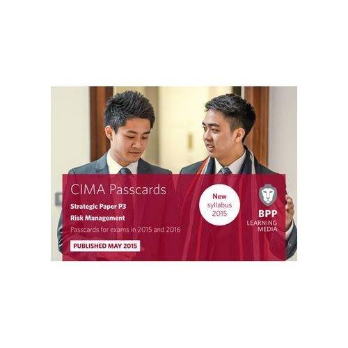 CIMA P3 Risk Management: Passcards