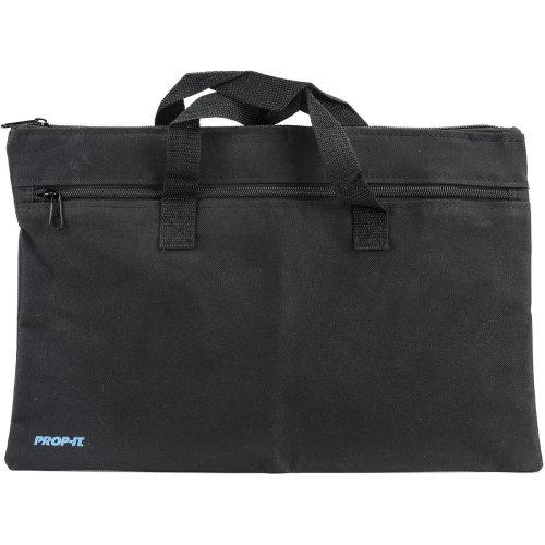PROP-IT Needlework Tote Bag -Black