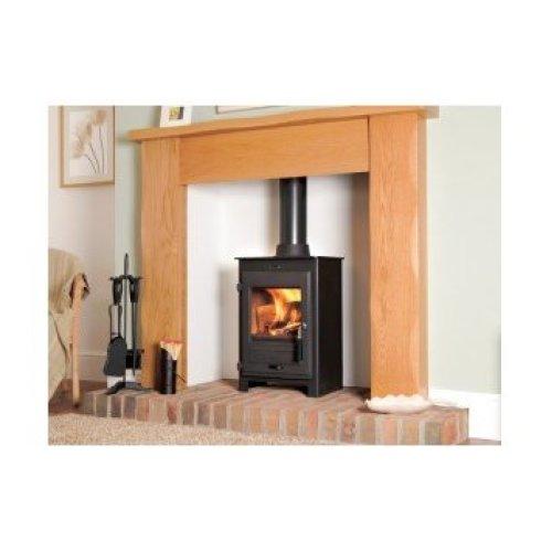 Designer Fire - Flavel SQ05 Multifuel Stove (No. I)