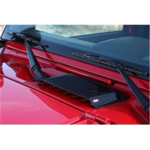 WESTIN 7220102 Air Deflector, 2007-2015 Jeep Wrangler