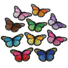 TRIXES Set Of 12 Butterfly Patches