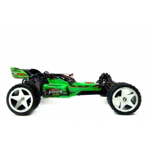 AZ Trading & Import L959 Green 1-12 2.4G 2WD Radio Control RC Cross Country Racing Car, Green