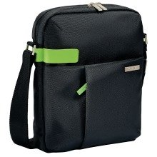 "Leitz Smart Traveller 10"" Tablet Sleeve Black,green"
