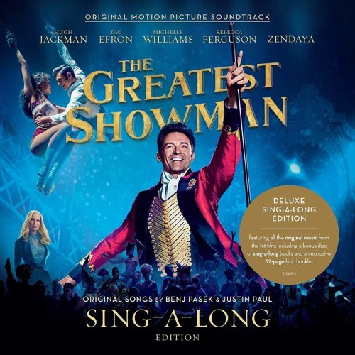 The Greatest Showman – Sing-A-Long Edition | CD