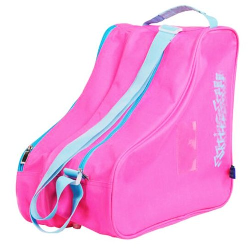 Winter Ice Skate Backpack Skate Carry Bag Skate Blade Shoe Bag-08
