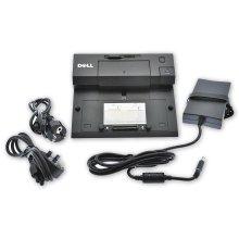 Dell E-Port PR03X Laptop Docking Station with USB 3.0 + 130W PSU