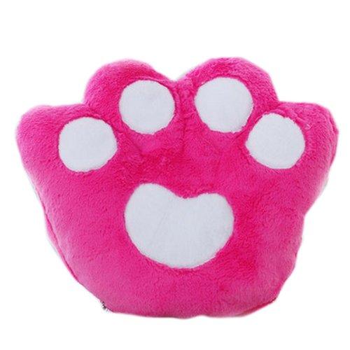 Super Soft Blanket Cushion Cute  Bear Paw Blanket Cotton Blanket