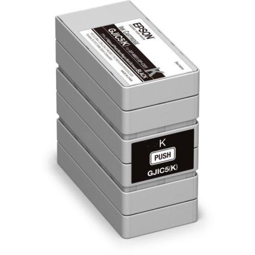Epson C13S020563 (GJIC5(K)) Ink cartridge black, 98ml