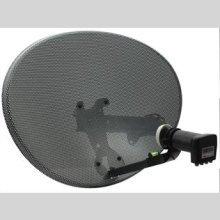 SKY / Freesat 43cm ZONE-1 MK4 & Quad LNB