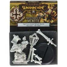 Privateer Press Warmachine: Protectorate: High Executioner Reznik Model Kit