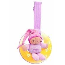 Chicco Soft Musical Nightlight - Pink