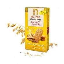 Nairns - GF Biscuit Breaks Stem Ginger 160g