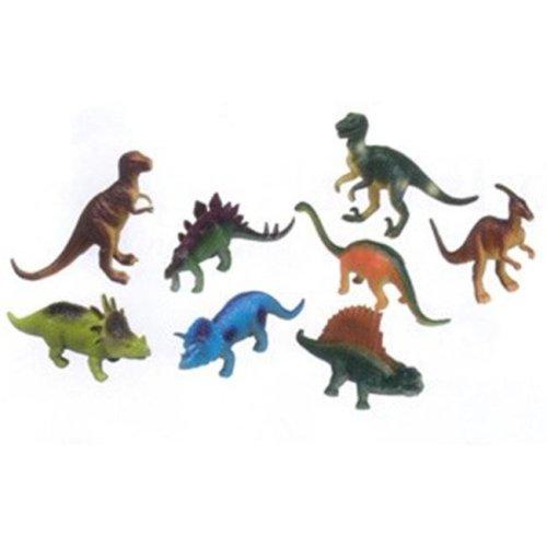 Get Ready 874 6 inch dinosaurs- 8 piece