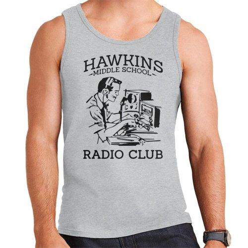 Hawkins Middle School Radio Club Men's Vest