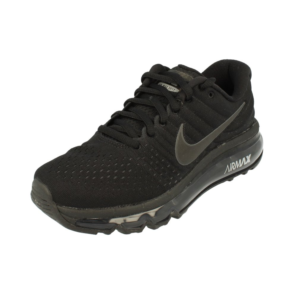 low priced d8f01 556ca Nike Air Max 2017 GS Running Trainers 851622 Sneakers Shoes on OnBuy