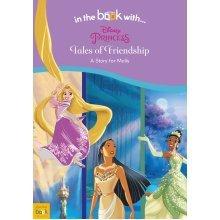 PERSONALISED Disney Princesses : Tales Of Friendship Story Book