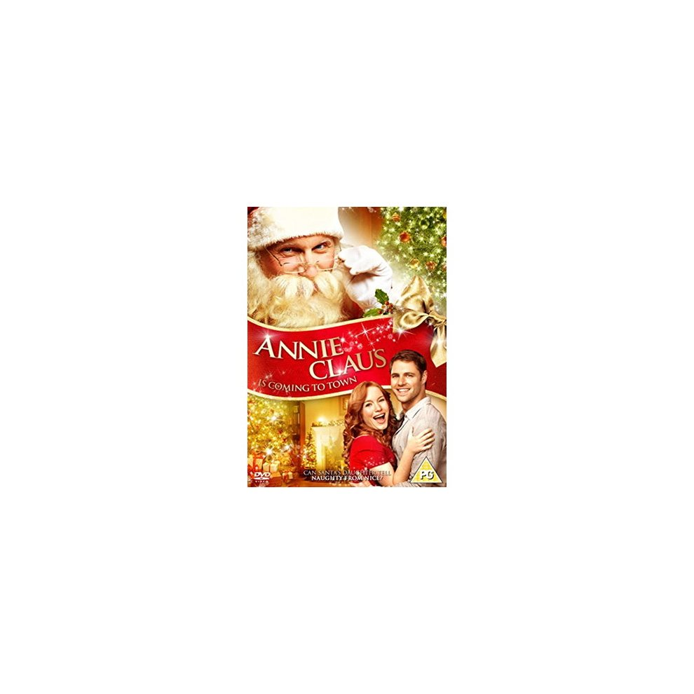 annie claus is coming to town dvd