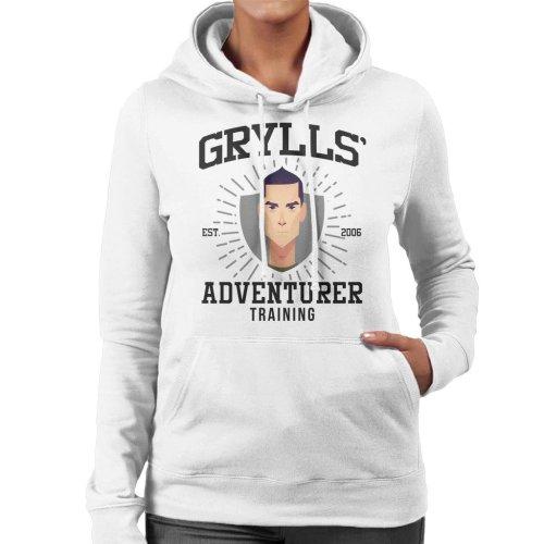 Bear Grylls Adventure Training Women's Hooded Sweatshirt