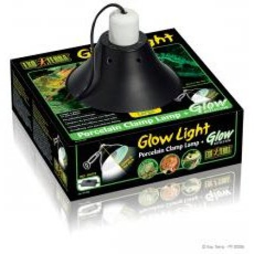 Exo Terra Glow Light & Reflector Large