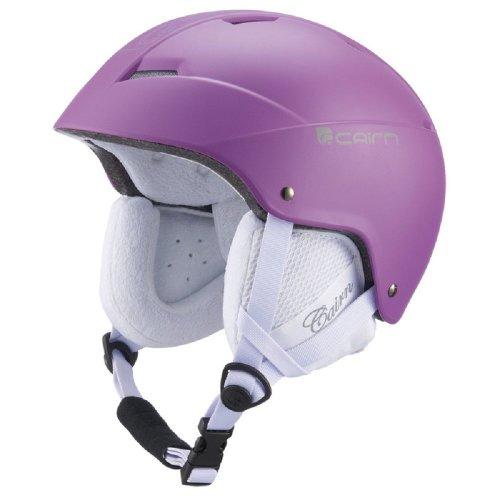 Cairn Android J Matt Lilac Helmet Junior 48/50