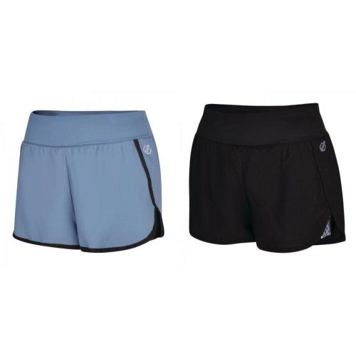 Dare2b Womens/Ladies Begin Two Layer Shorts