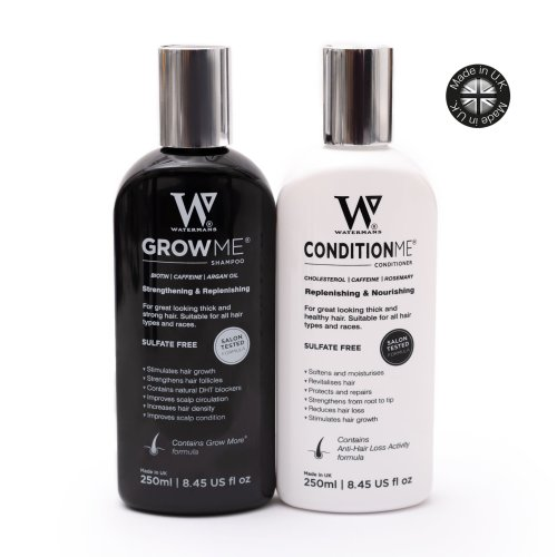 Watermans Hair Growth Shampoo & Conditioner Set